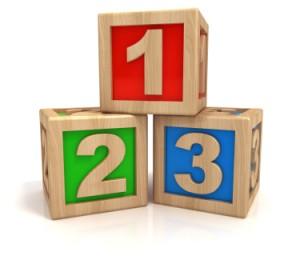 1-2-3...i gang med stofbleer. Praktisk guide til dig :)