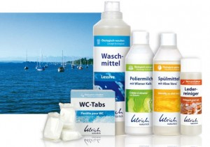 Ulrich Natürlich producerer effektive økologiske vaske-og rengøringsmidler