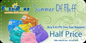 Køb Fuzzibunz til halv pris