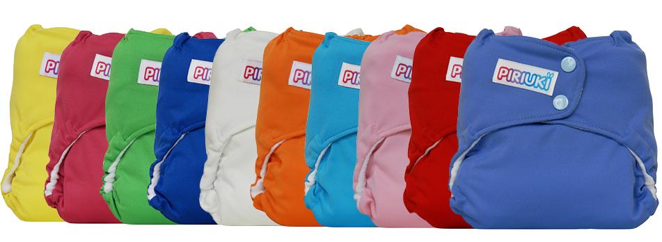 Piriuki V3 fås i mange flotte klare farver