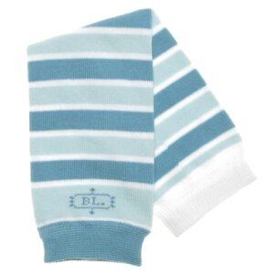 Tillykke til Gry med et par Tweedle babylegs med søde blå striber