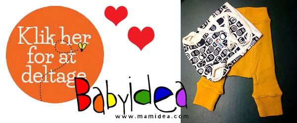 blogindlaeg konkurrence babyidea